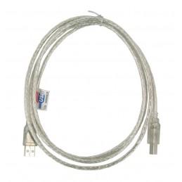 USB-Kabel A-B mit Ferrit