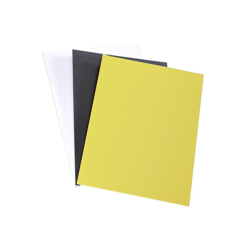 Kunststoffplatten farbig 1 mm