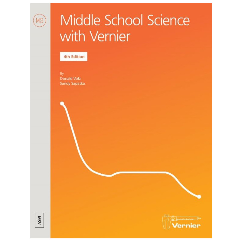 Middle School Science with Vernier 4th Edition