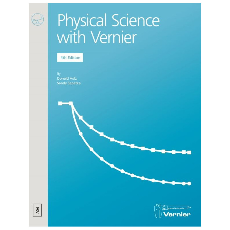Physical Science with Vernier 4th Edition