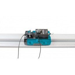 Messwagen Schienensystem