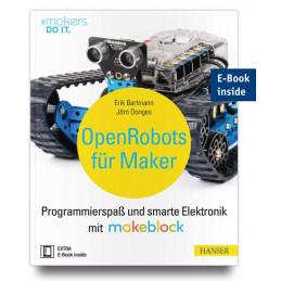 DIY-Roboter bauen und programmieren mit Makeblock