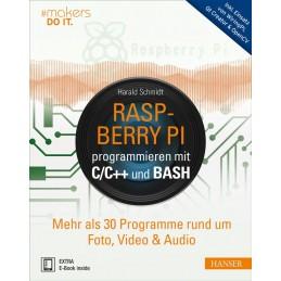 Raspberry Pi programmieren mit C/C++ und Bash