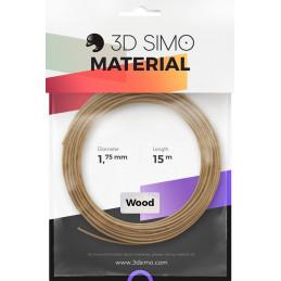 3Dsimo Wood Holz braun
