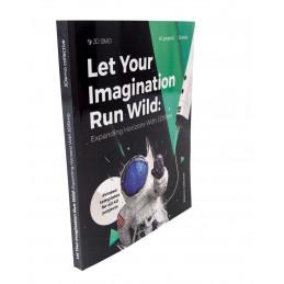 """""""Let your imagination run wild"""" - Das 3Dsimo-Buch"""