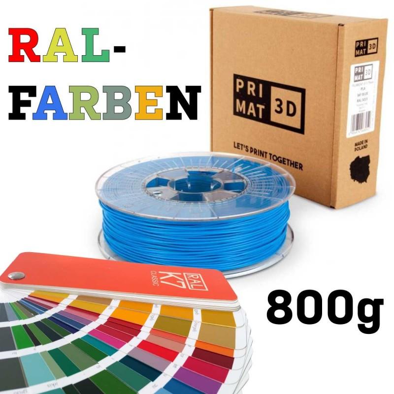 PRI-MAT3D PLA RAL-Farben