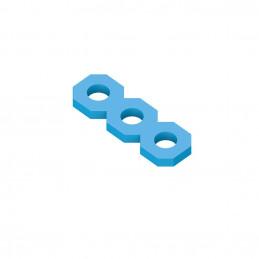 Flexibler Lochstab - 10er-Pack