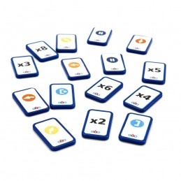 Blue-Bot TacTile Reader Tiles Extension Pack
