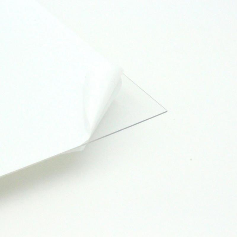 Kunststoffplatten transparent 1 mm
