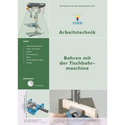 ATM - Bohren mit der Tischbohrmaschine