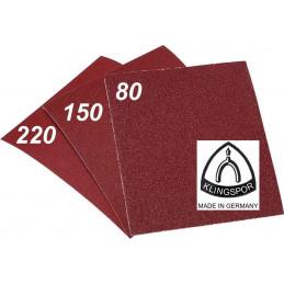 Trockenschleifpapier - Schleifklotzformat