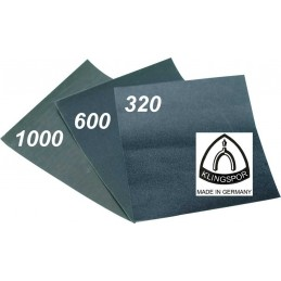 Nassschleifpapier - Schülersatz