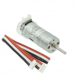 Optischer Encodermotor 25 9V DC 185 U/min