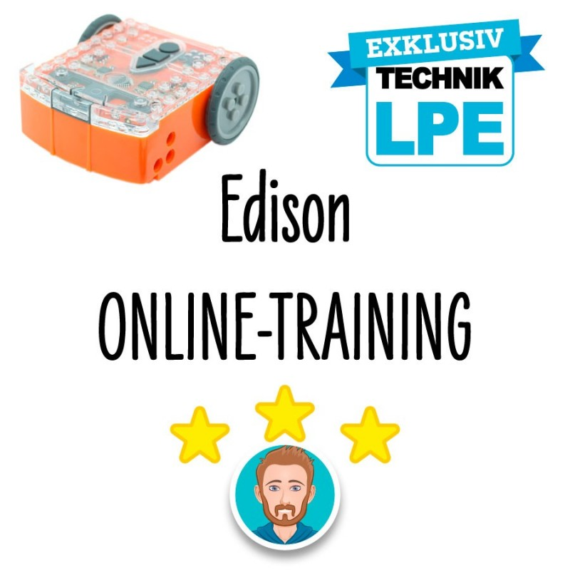 Webinar - Erste Schritte mit dem Edison