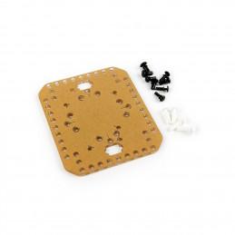 PMMA-Trägerplatte für...