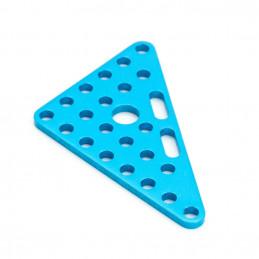 Lochplatte Dreiecksform