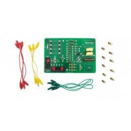 Elektronik-Experimentierplatte