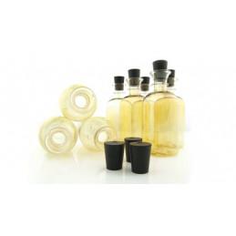 Plastikflaschensatz