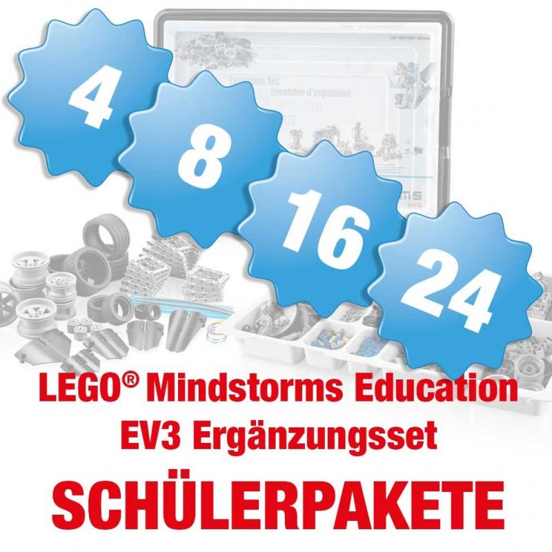 Klassensätze LEGO® MINDSTORMS Education EV3 Ergänzungsset