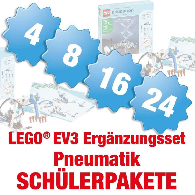 Klassensätze - LEGO® Education Ergänzungsset Pneumatik