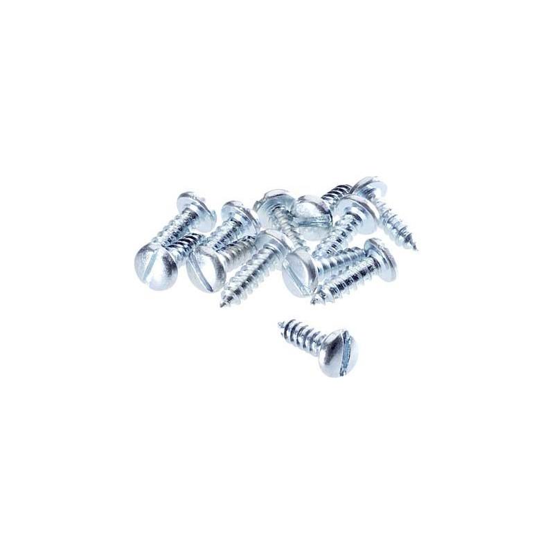 Zylinder-Blechschrauben